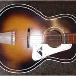 60s Kay Acoustic